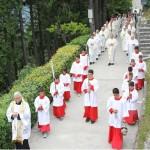processione Montecastello