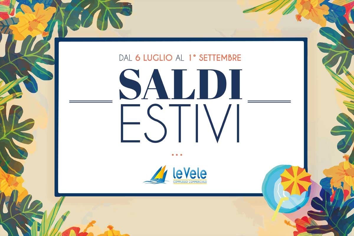 best website dc8b5 fb477 Le Vele: saldi estivi, sfide alla rete e Italia-Germania ...