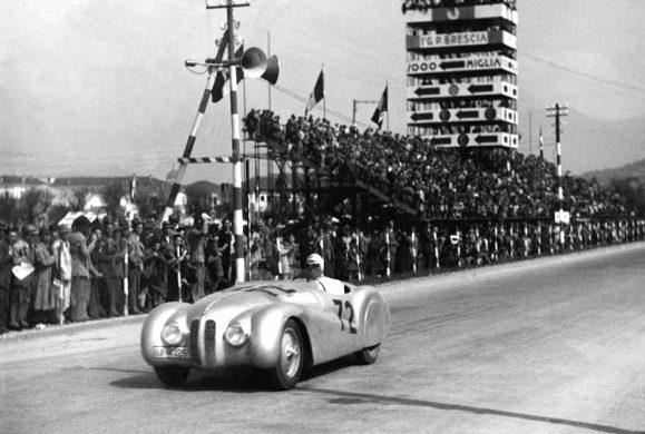 Sirmione accoglie le auto della storica Coppa Mazzotti