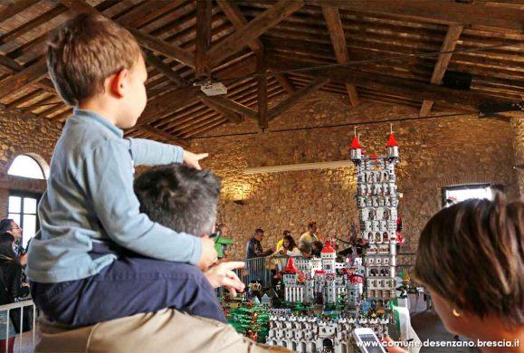 Mattoncini in castello. Lego mania a Desenzano
