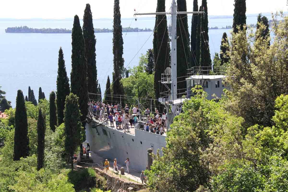 Pasqua da tutto esaurito sul lago di Garda