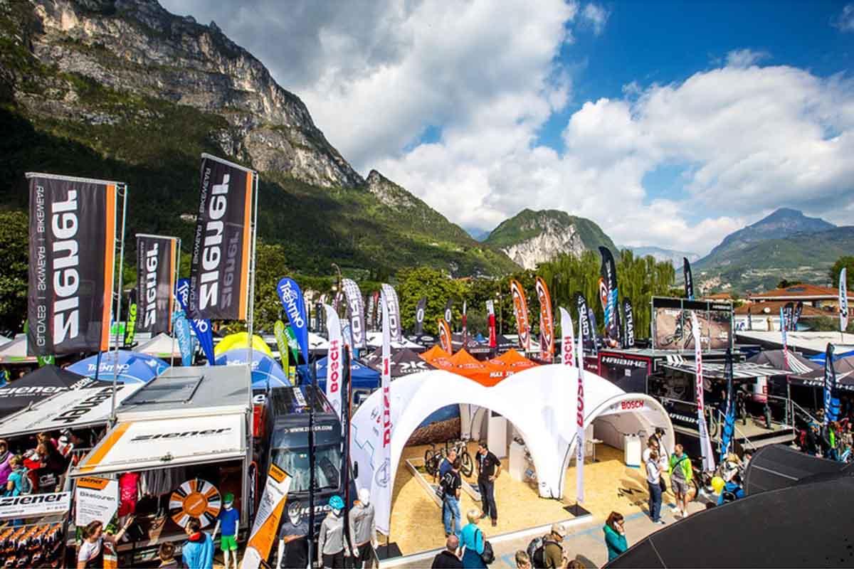 Raffica di furti al Riva Bike Festival