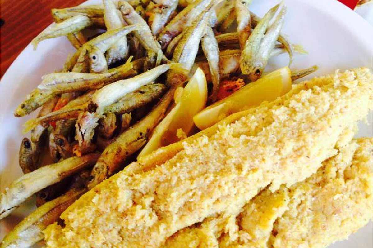 Pane, vino e pesciolino a S. Alessandro