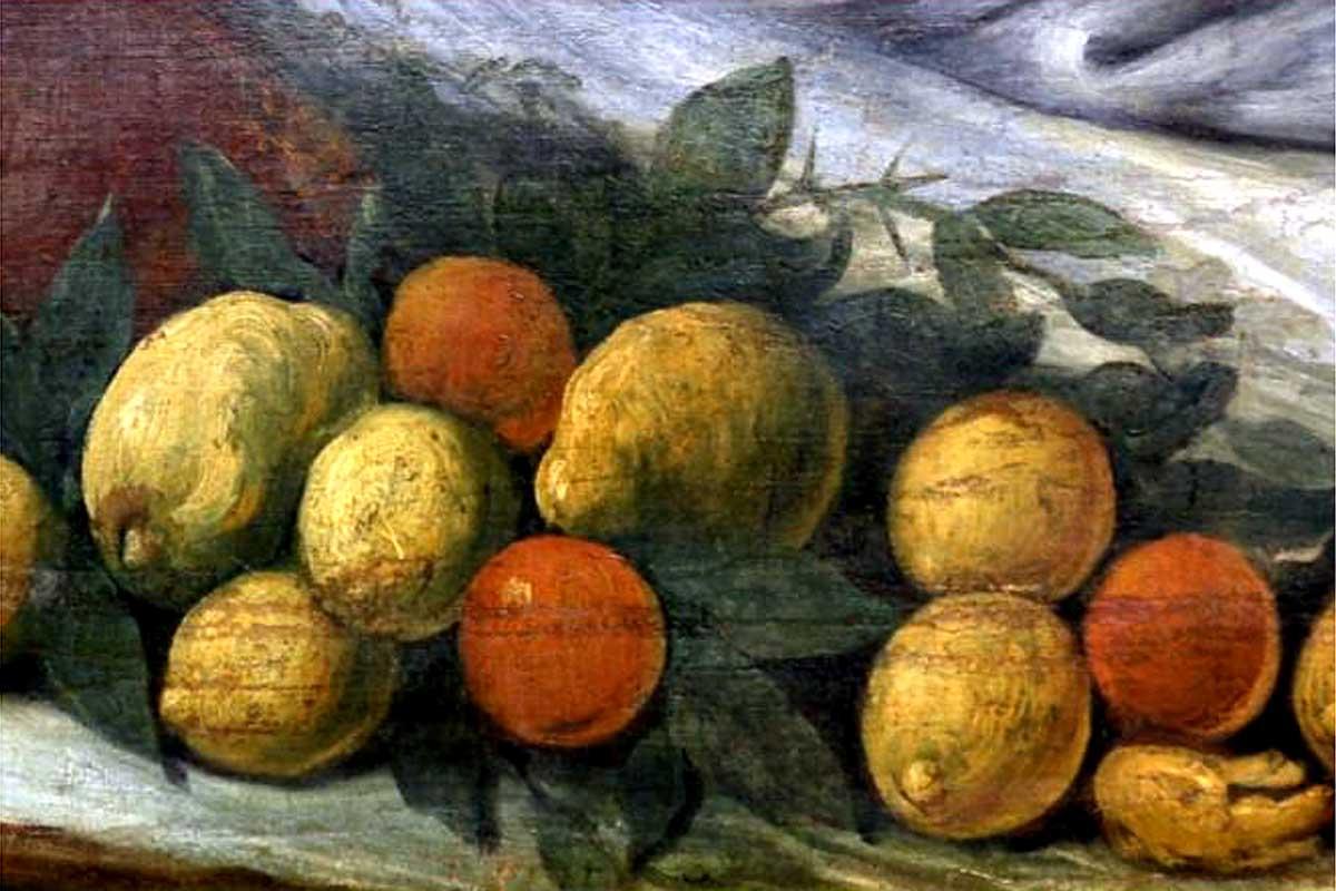 Gli agrumi nell'arte gardesana. Spunti per un itinerario