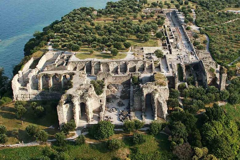 L'area archeologica delle