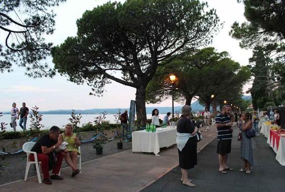 Taste of Summer, serata del gusto sul lungolago di Maderno