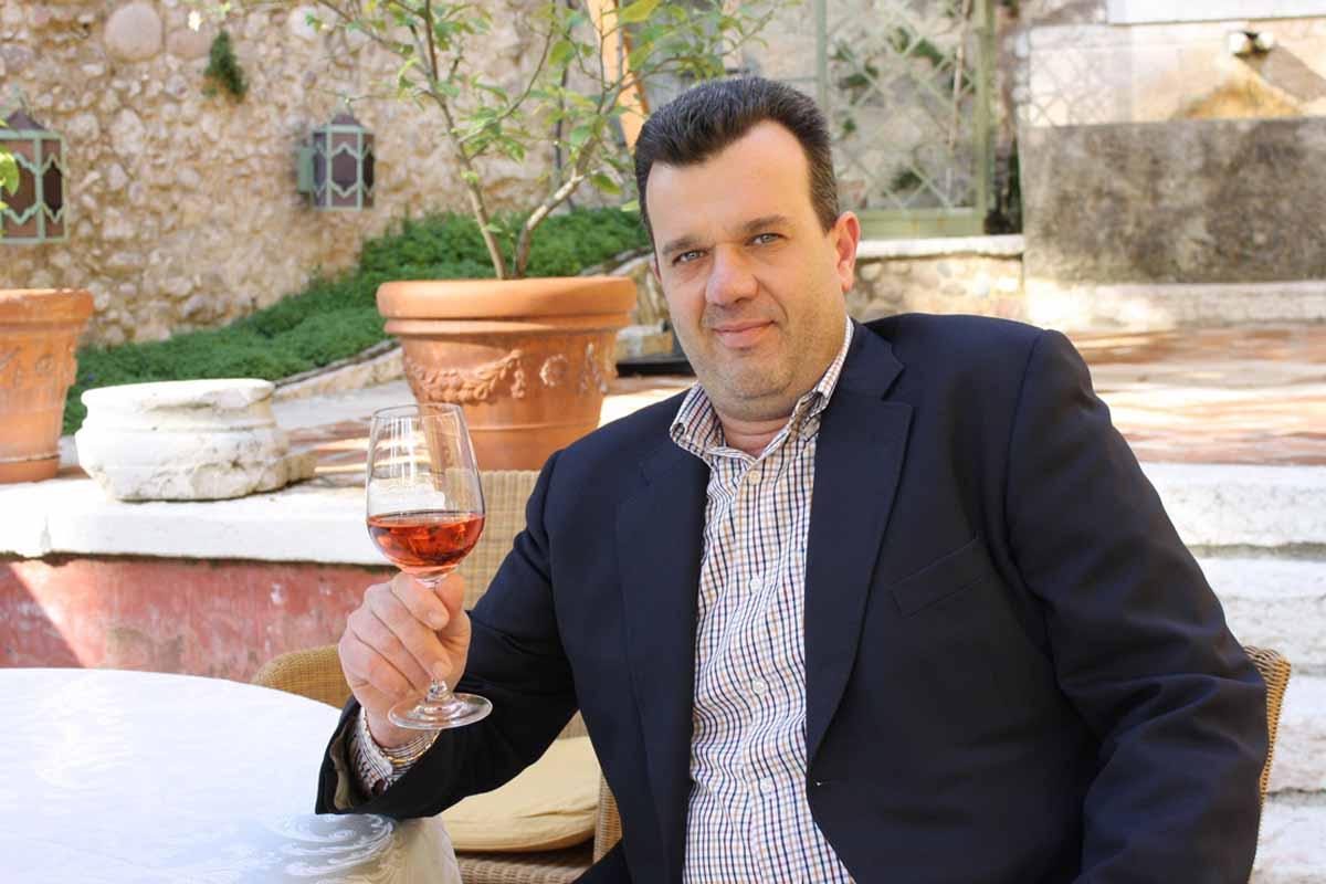 Il presidente del Consorzio di tutela Bardolino Doc, Franco Cristoforetti.