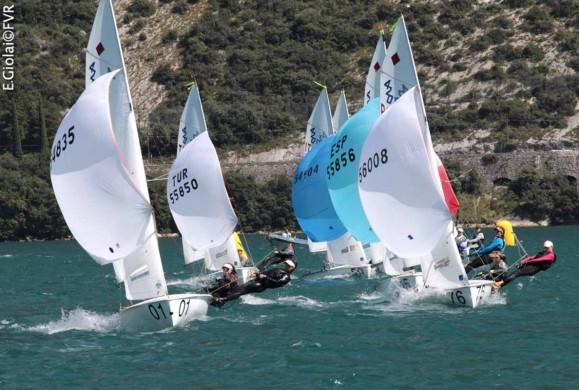 Medaglie azzurre agli Europei Juniores 420 e 470
