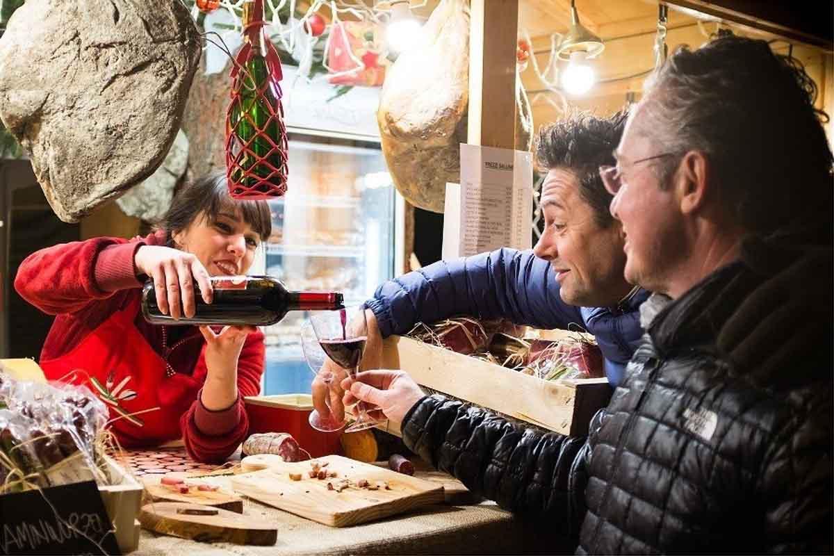 Mercatino natalizio Di gusto in gusto: al via le adesioni