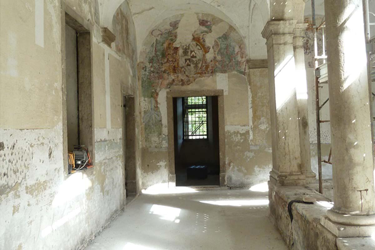 Ex convento dell'Inviolata: nuovi dati e rinvenimenti