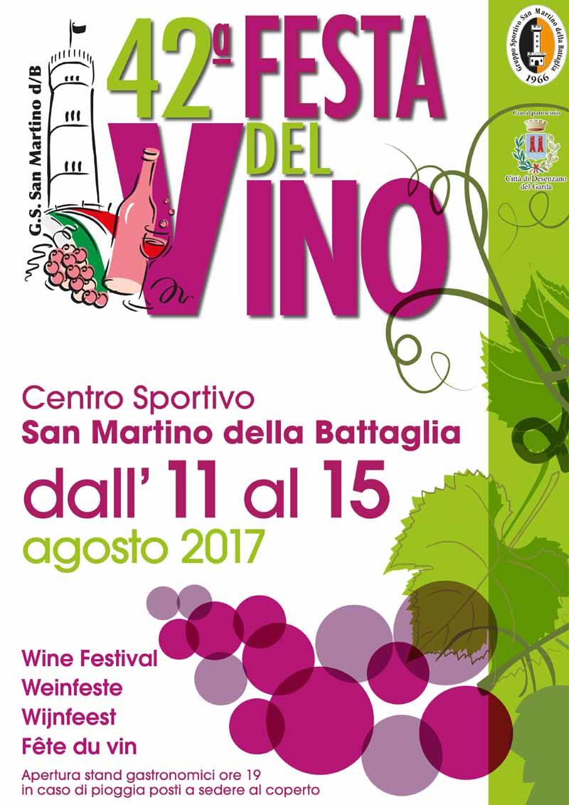 Festa del Vino san martino 2017