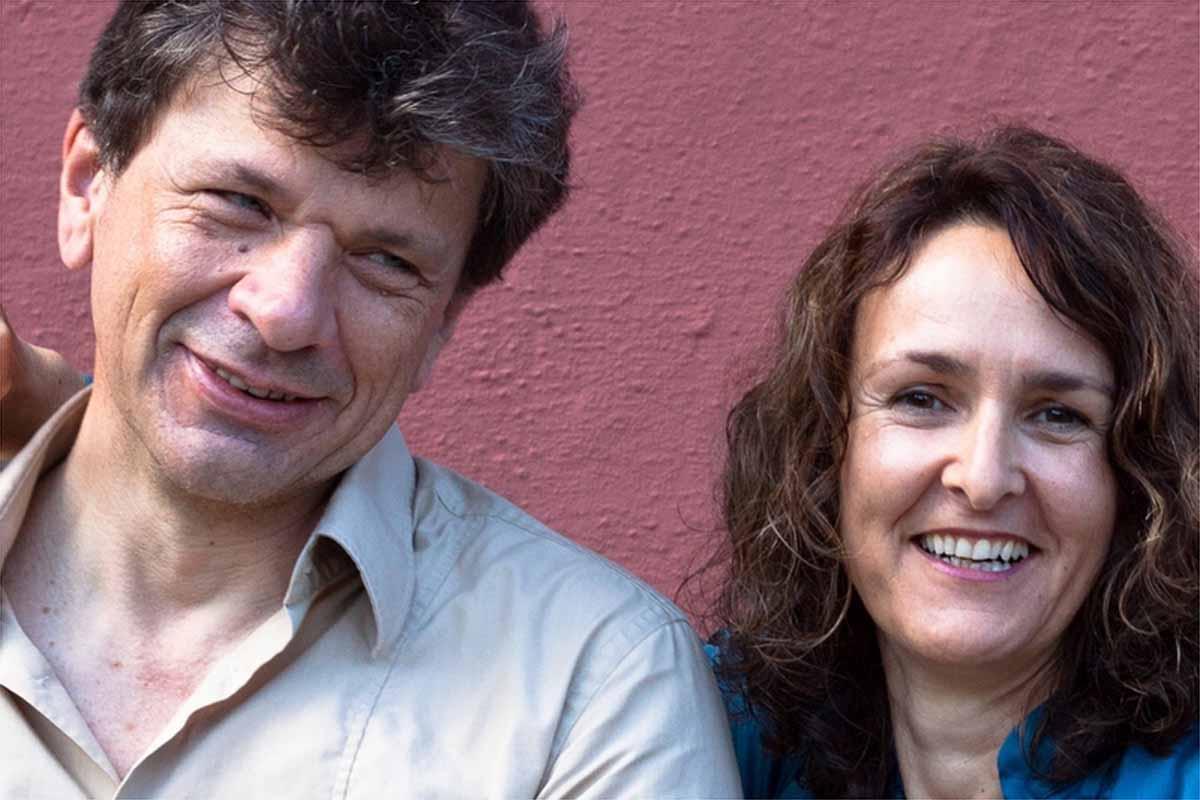 Gli autori Ottmar Neuburger e Lisa Graf.