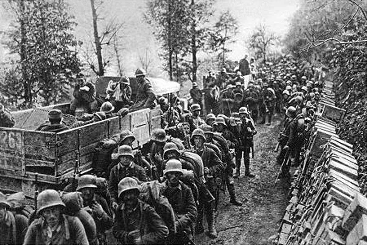 1917-2017, la ritirata di Caporetto nelle pagine di un gargnanese