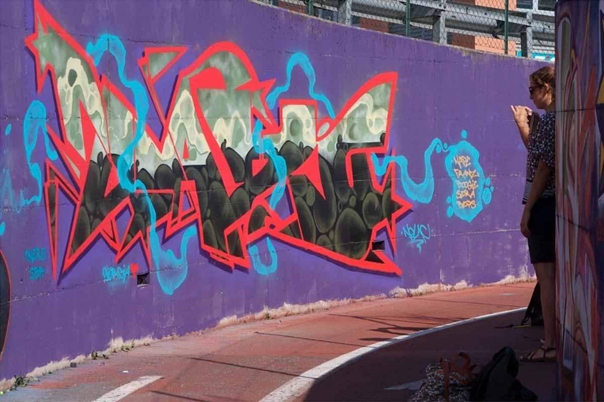 street writer arco 3