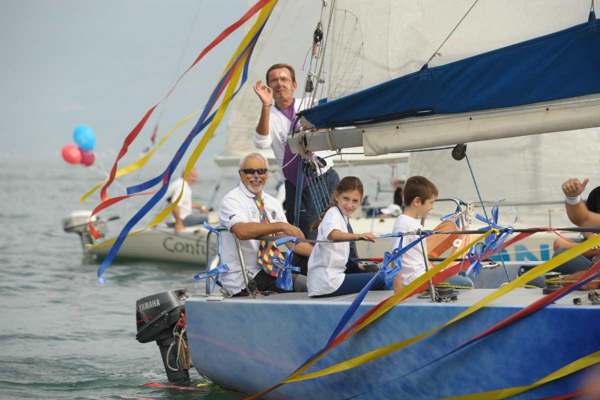 Children Win Cup, vento e sorrisi contro la malattia