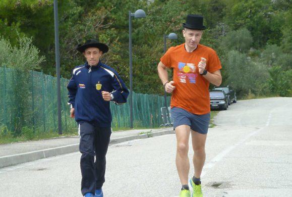 Nasce la Dro Running (con Don Camillo e Peppone) sulla via della legna