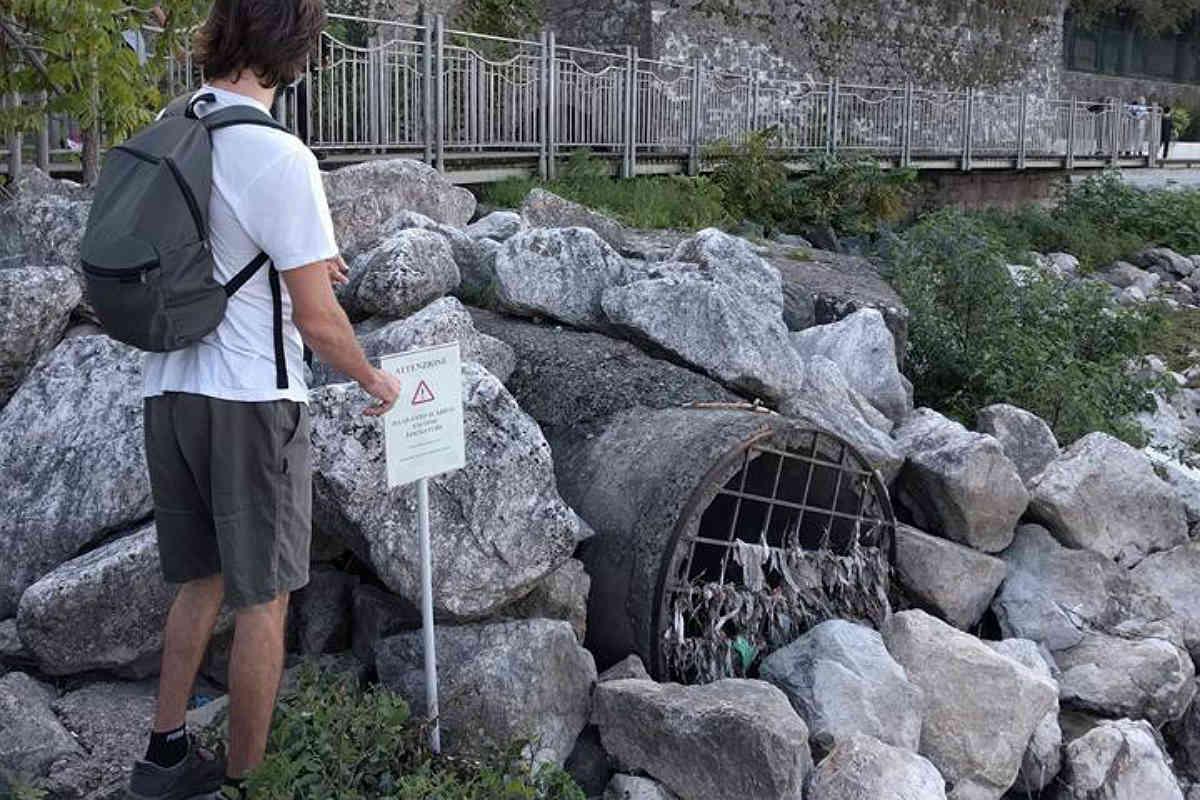 Scarichi a lago abusivi, ambientalisti all'attacco