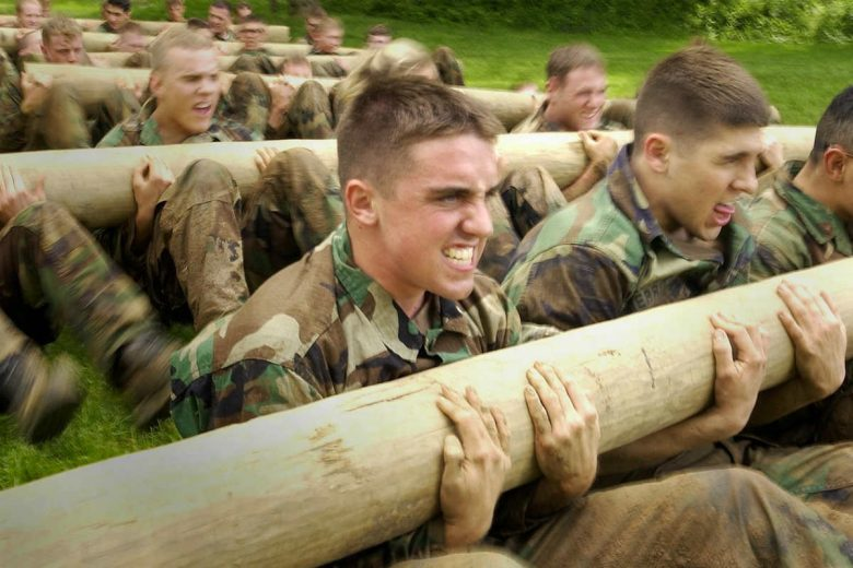 military training ginnastica militare 2