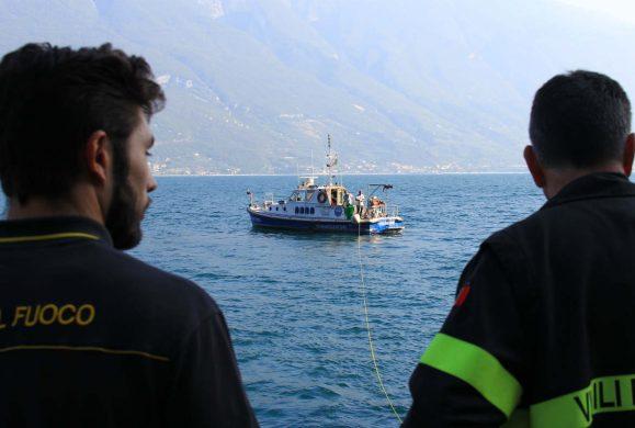 Sub di 38 anni scomparso nella acque di Tremosine
