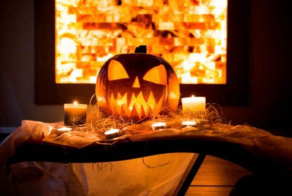 Aquaria Halloween, il benessere si maschera a festa