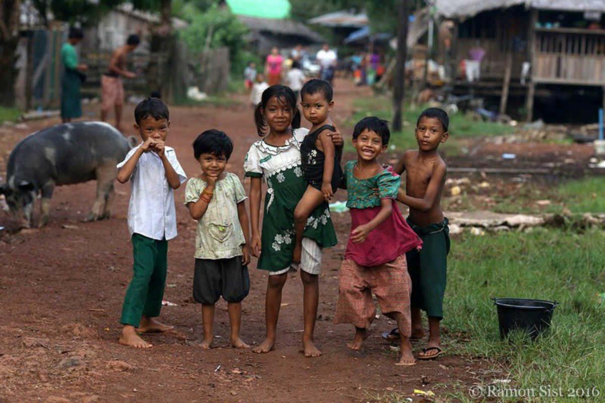 Focus sul Myanmar, la fuga disperata della minoranza rohingya