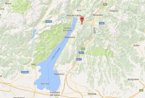 Terremoto di magnitudo 3,1. Epicentro a Nago Torbole