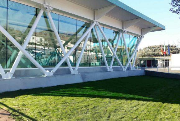Si inaugura la nuova palestra di Calmasino. La struttura intitolata a Loris Lonardi