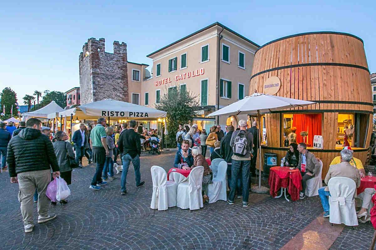 Castagne e vino novello nel weekend di Bardolino