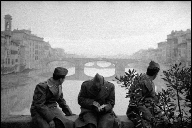Florence Italy 1958 Leonard FreedMagnum Photos