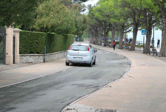 Lungolago di Maderno, 1 milione per la nuova pavimentazione