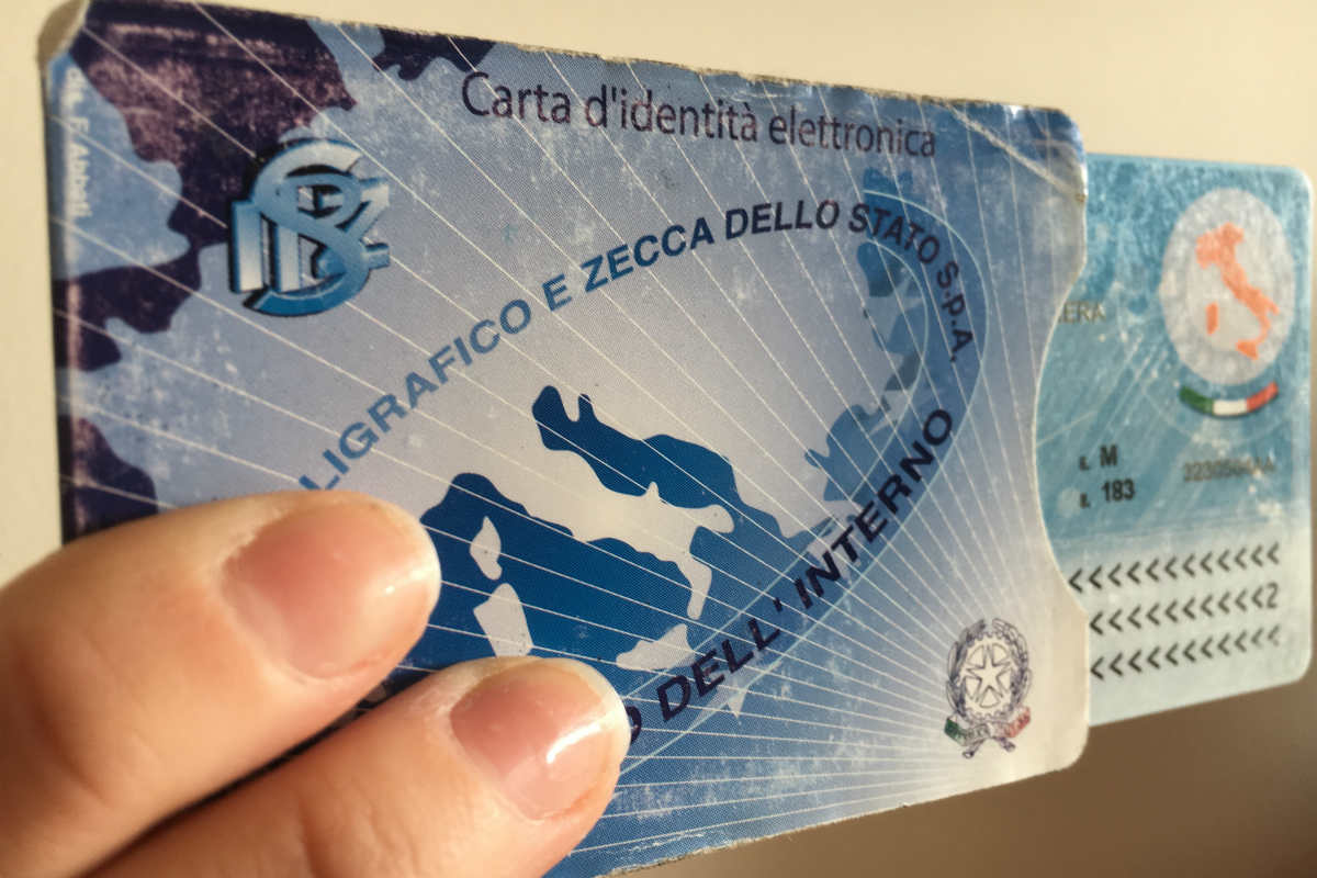 Ufficio Per Carta D Identità : Nuove modalità per ottenere la carta d identità elettronica