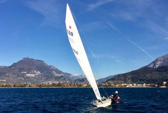 Stelle della vela mondiale in allenamento sul Garda Trentino