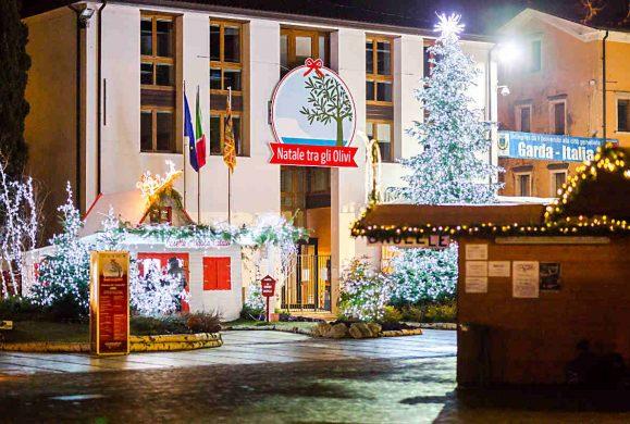 Il Natale tra gli olivi 2017si apre all'insegna delle specialità bavaresi