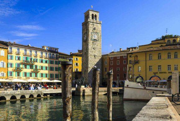 Natale a Riva: per la sicurezza bandite le bottiglie di vetro