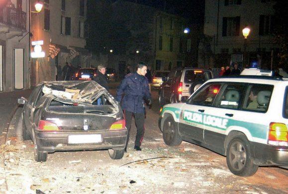 24 novembre 2004, tredici anni fa il terremoto di Salò