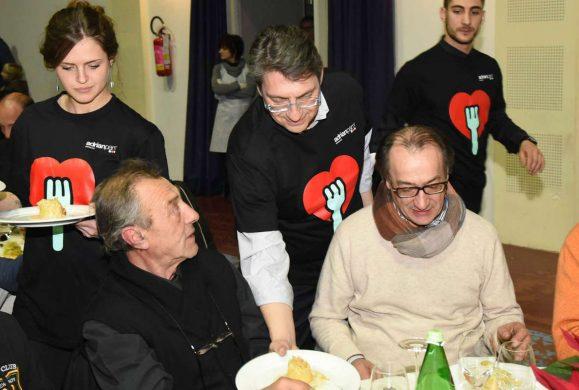 """Service del Rotary Club Salò e Desenzano a sostegno di """"T'invito a cena"""""""