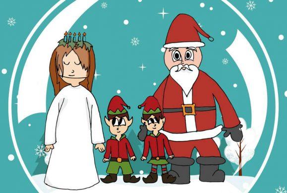 Caccia al tesoro con i folletti di Natale a Palazzo Cominelli