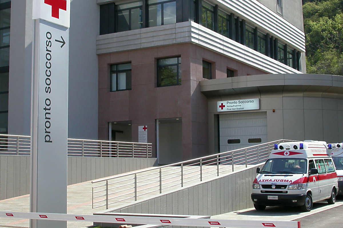 L'ospedale di Rovereto curerà anche i pazienti veneti dell'Alto Garda