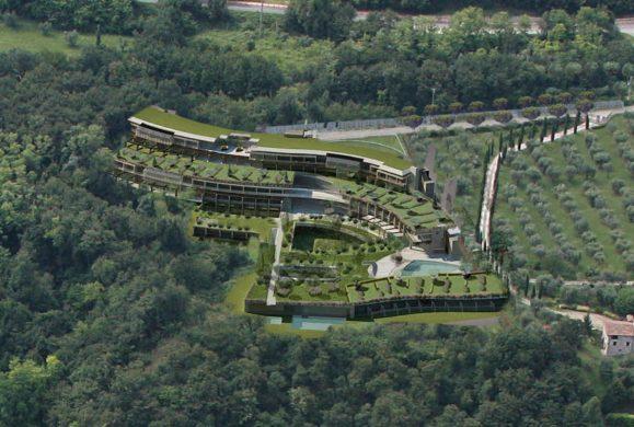 Resort Il Giardino, si posa la prima pietra del 5 stelle salodiano