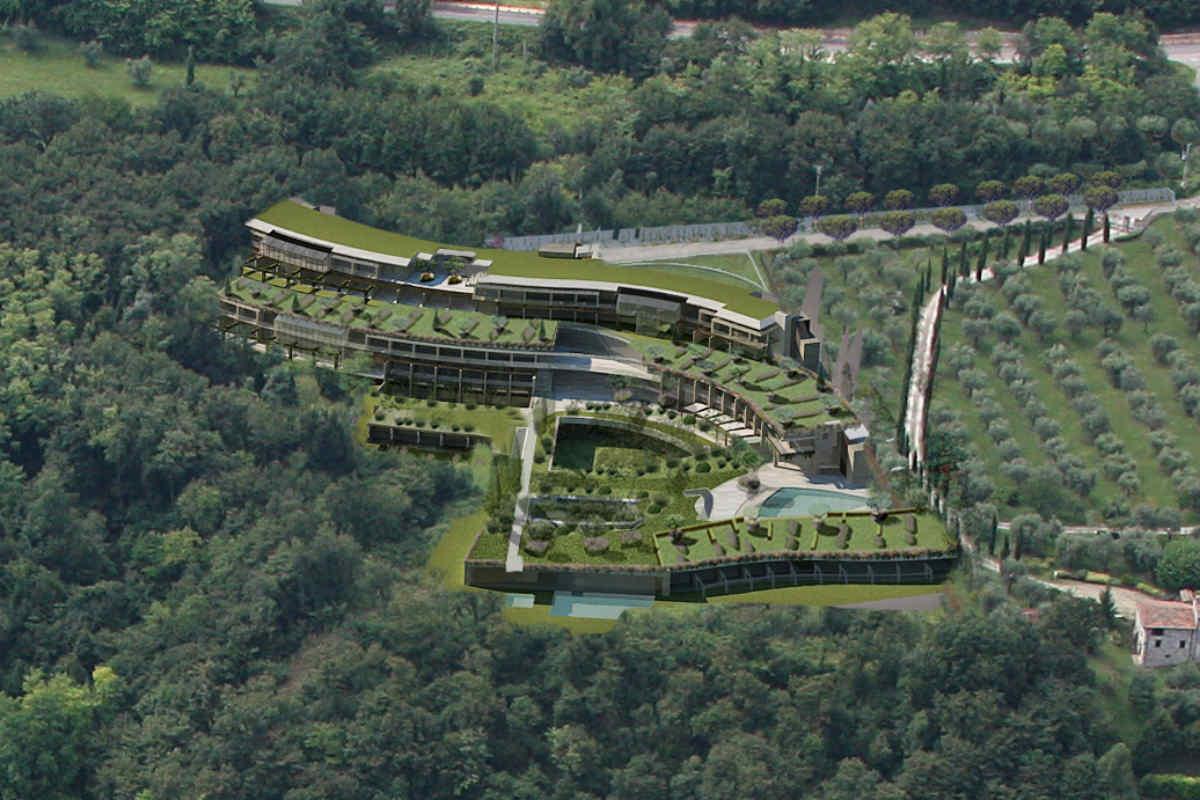 Resort Il Giardino, si posa la prima pietra del 5 stelle salodiano ...