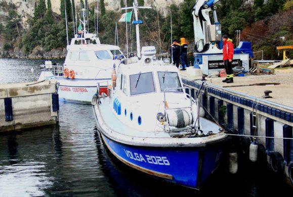 Anche oggi, nelle acque di Campione, ricerche vane per il 33enne scomparso