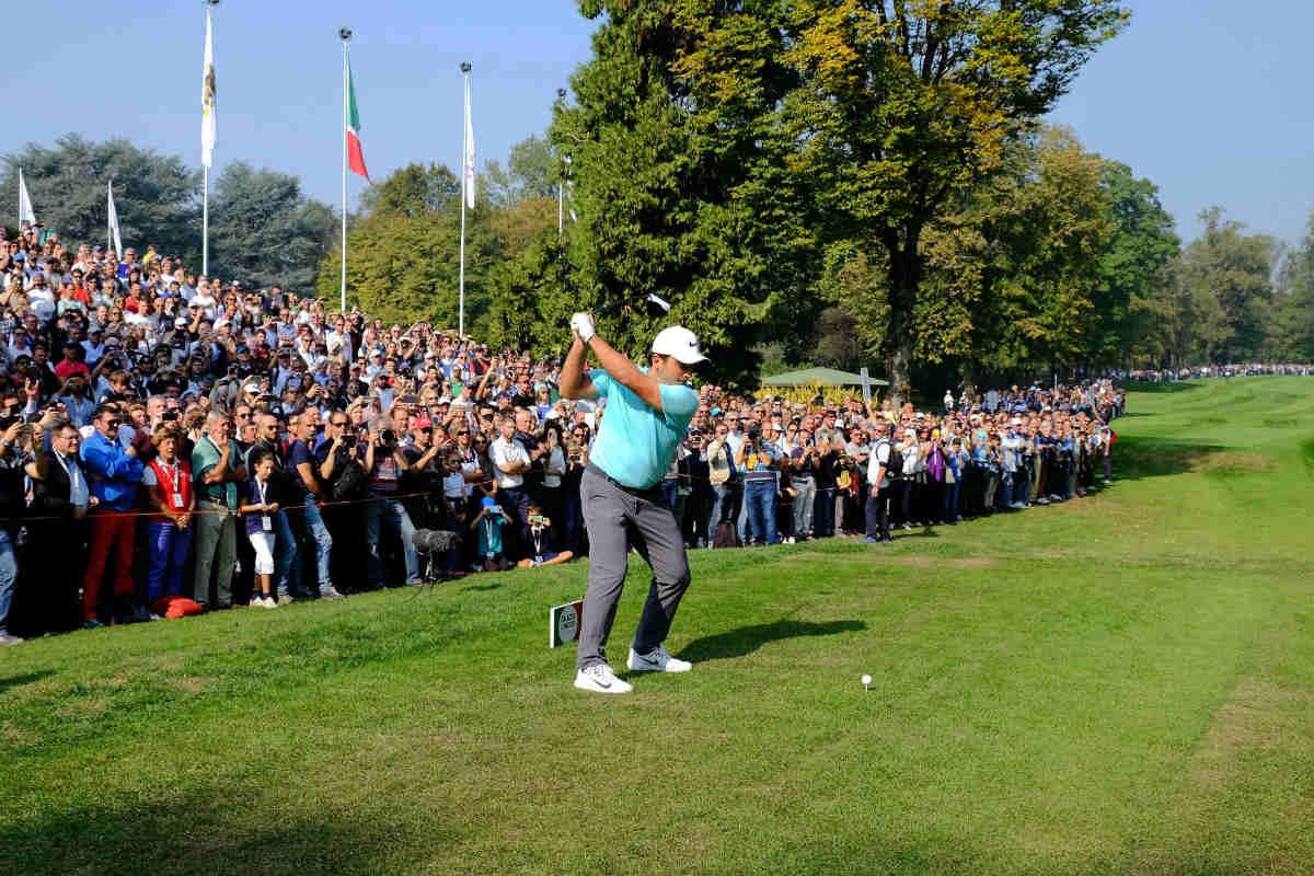 Golf Italian Open 2021