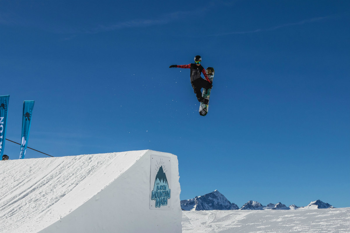 snowboarder sito di incontri