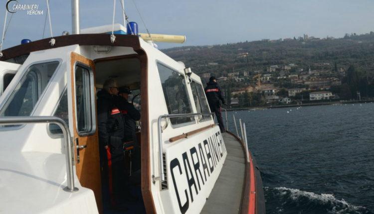 Carabinieri rifiuti lago11